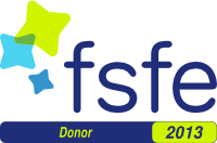 Free Software Foundation Europe -donor