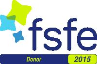 FSFE 2015 donor
