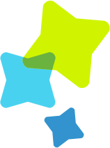 Stars of the FSFE logo