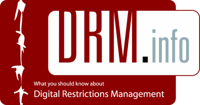 Rechaza dispositivos y datos con DRM!