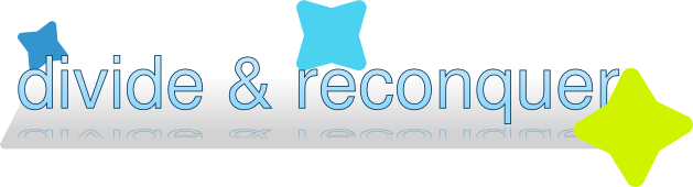 Divide and Reconquer logo