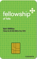 Fellowship Smartcard
