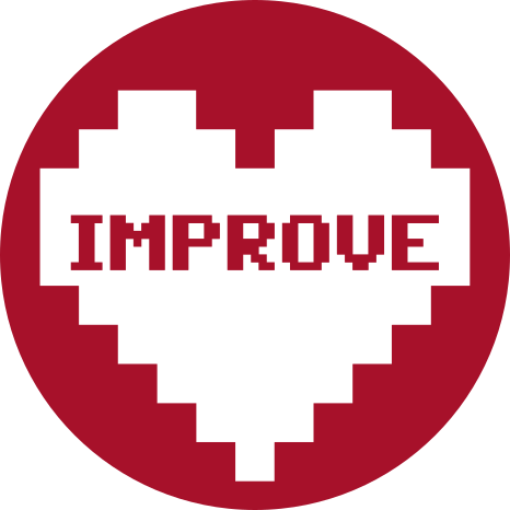ILoveFS heart with 'improve'