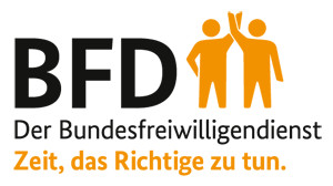 The logo of Bundesfreiwilligendienst