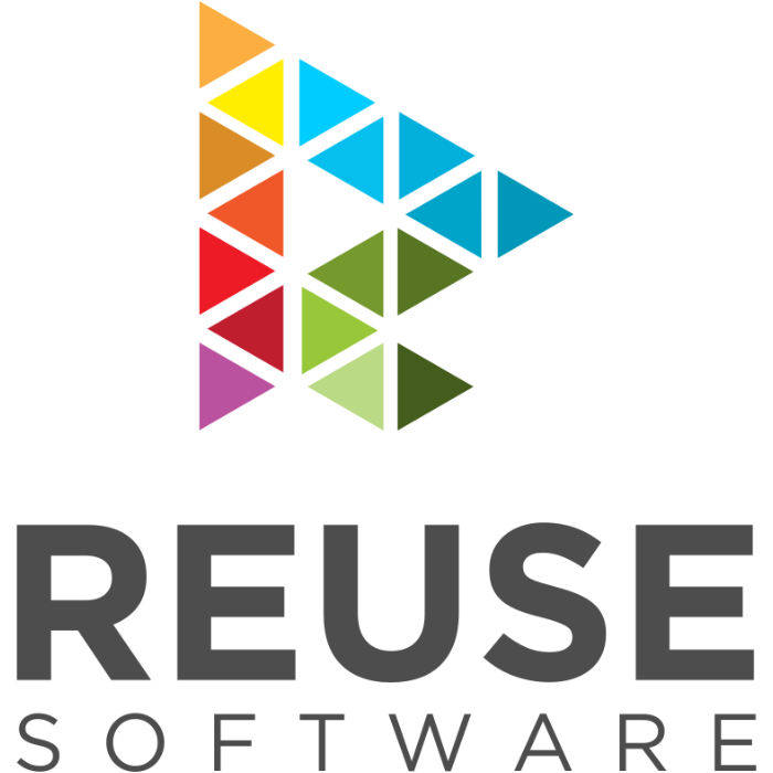 Logo of REUSE Software