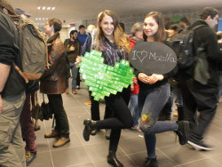 Love for Mozilla at FOSDEM